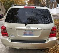 Picture of 2003 Toyota Highlander Base V6 4WD, exterior
