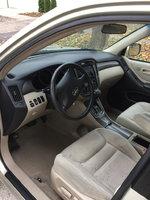 Picture of 2003 Toyota Highlander Base V6 4WD, interior