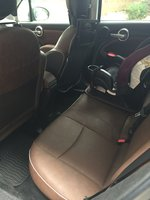 Picture of 2016 Fiat 500X Lounge AWD, interior