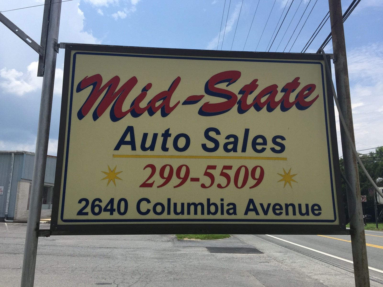 Mid State Auto Sales Lancaster Pa Read Consumer