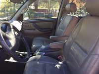 Picture of 2002 Toyota Sequoia Limited, interior
