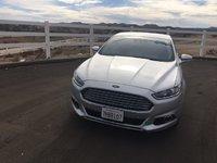 Picture of 2014 Ford Fusion Energi Titanium, exterior