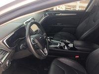 Picture of 2014 Ford Fusion Energi Titanium, interior