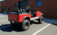 1980 Jeep CJ-7 Overview