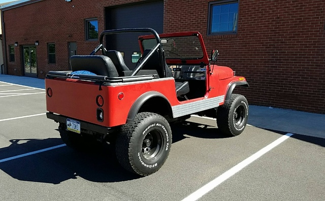Picture of 1980 Jeep CJ-7