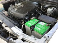 Picture of 2017 Toyota Tacoma Access Cab V6 TRD Sport 4WD, engine