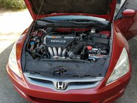 Picture of 2006 Honda Accord Coupe EX, engine