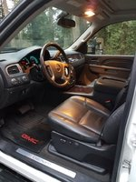 Picture of 2013 GMC Sierra 3500HD Denali Crew Cab SB 4WD, interior