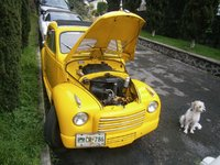 Picture of 1957 FIAT 500, engine