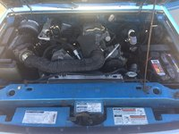 Picture of 1994 Ford Ranger XLT Extended Cab 4WD SB, engine