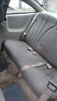 Picture of 2001 Chevrolet Cavalier Base Coupe, interior