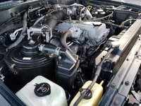 Picture of 1993 Toyota Land Cruiser 4 Dr STD 4WD SUV, engine