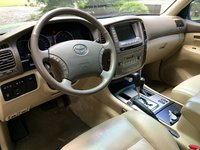 Picture of 2007 Toyota Land Cruiser Base, interior