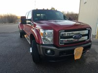 Picture of 2016 Ford F-450 Super Duty King Ranch Crew Cab 8ft Bed DRW 4WD, exterior