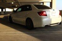 2012 Subaru Impreza WRX Picture Gallery