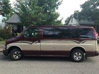 Picture of 2002 Chevrolet Express G1500 LT Passenger Van, exterior