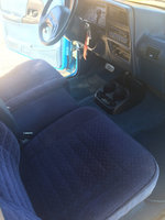 Picture of 1994 Ford Ranger XLT Extended Cab 4WD SB, interior