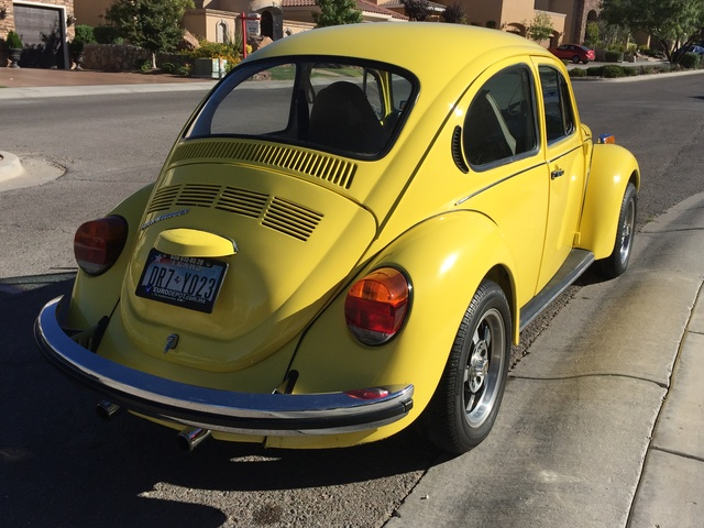 Volkswagen Super Beetle Pic X on Vw 1600 Type 3 1971 Models