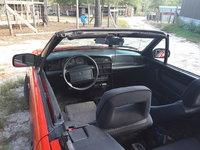 Picture of 1994 Mercury Capri 2 Dr STD Convertible, interior