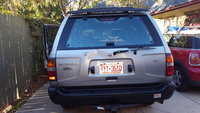 Picture of 1999 Nissan Pathfinder 4 Dr SE 4WD SUV, exterior
