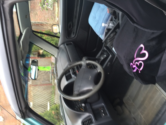 Picture of 1996 Suzuki X-90 Base 4WD, interior