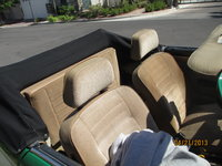 Picture of 1974 Volkswagen Karmann Ghia Convertible, interior