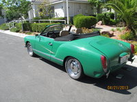 Picture of 1974 Volkswagen Karmann Ghia Convertible, exterior