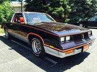 1983 Oldsmobile 442 Overview
