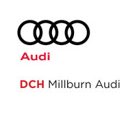 DCH Millburn Audi logo