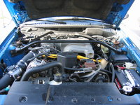 Picture of 1995 Ford Mustang GT Convertible, engine, gallery_worthy