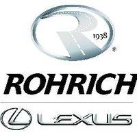 Rohrich Lexus logo