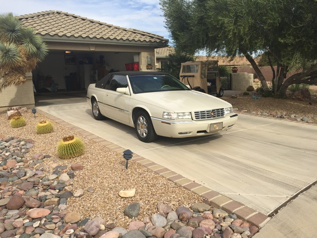 Picture of 1997 Cadillac Eldorado Base Coupe