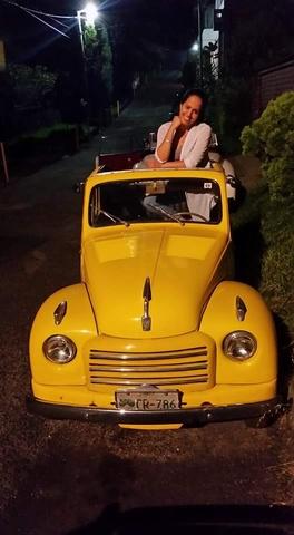 1957 FIAT 500, Topolino, exterior