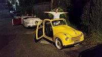 1957 FIAT 500 Picture Gallery