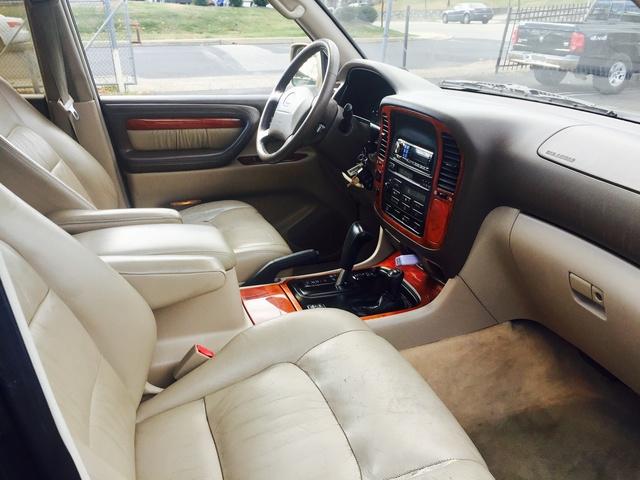 1999 Lexus LX 470 - Interior Pictures - CarGurus