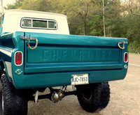 1962 Chevrolet C/K 10 Overview