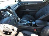 Picture of 2013 Ford Fusion Energi Titanium, interior