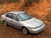 2001 Chevrolet Prizm Picture Gallery