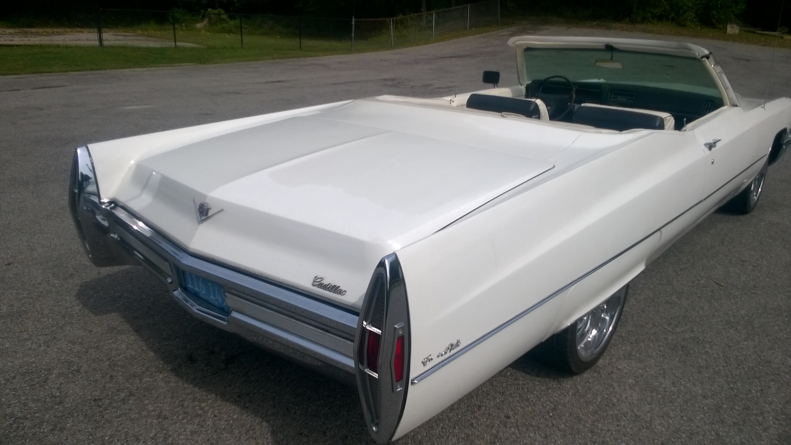 1968 Cadillac Deville Overview Cargurus 1951 Coupe For Sale