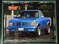 Picture of 1990 Dodge Dakota 2 Dr STD Standard Cab SB, exterior, gallery_worthy