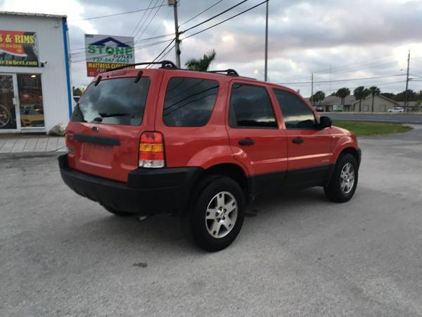 Picture of 2002 Ford Escape XLS