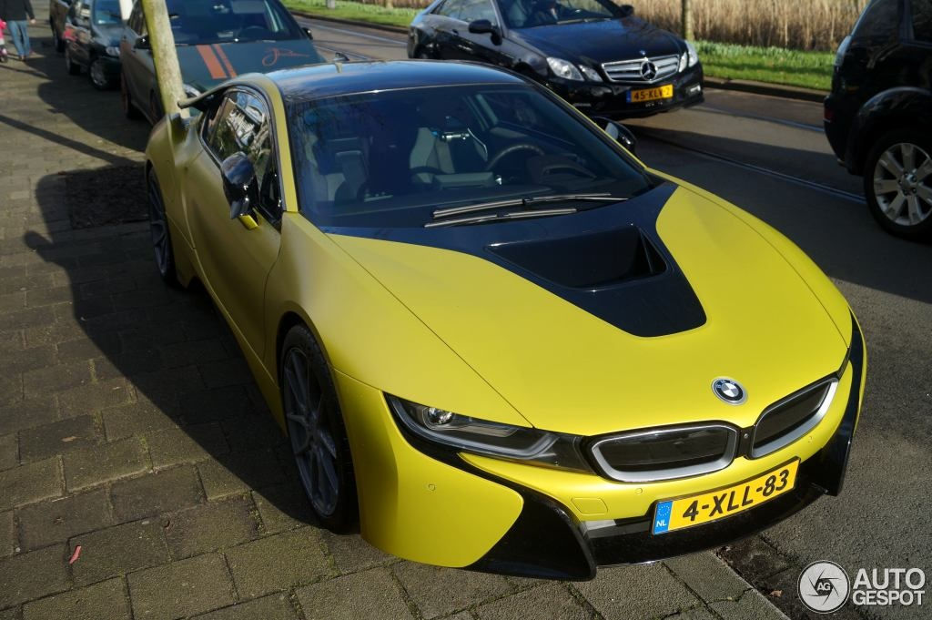 Bmw I8 Questions Where Can I Find A Yellow Bmw I8 In The Unites