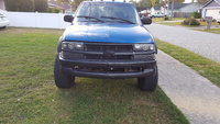 Picture of 2001 Chevrolet S-10 2 Dr STD 4WD Extended Cab SB, exterior