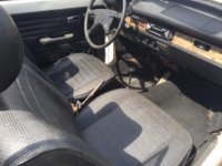 Picture of 1979 Volkswagen Beetle Cabriolet, interior