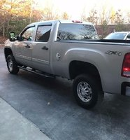 Picture of 2008 GMC Sierra 2500HD SLE2 Crew Cab, exterior