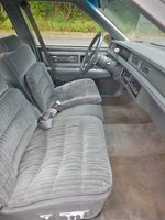 Picture of 1988 Buick LeSabre Limited Sedan, interior