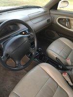 Picture of 1997 Mazda 626 LX, interior