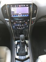 Picture of 2016 Cadillac ATS Coupe 3.6L Premium, interior