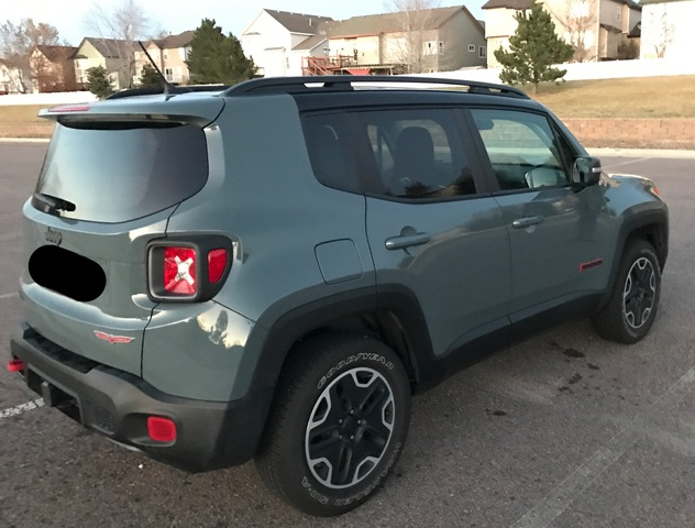 2016 Jeep Renegade Pictures Cargurus