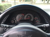 Picture of 1999 Chevrolet Corvette Hatchback, interior